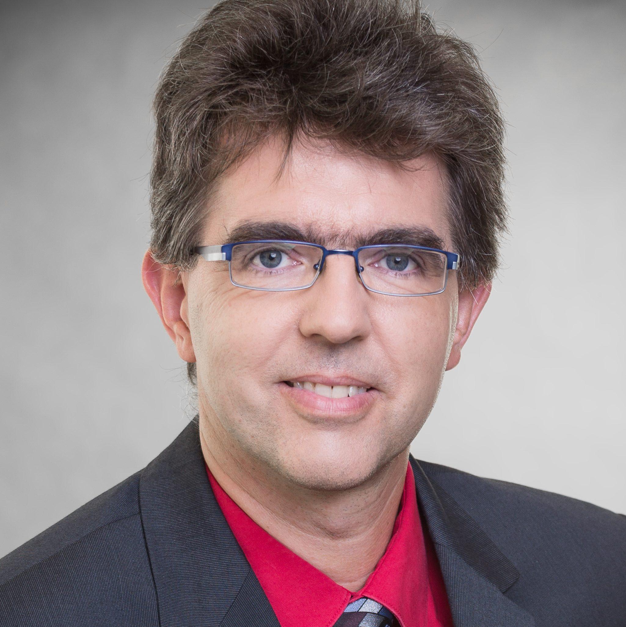 Portrait-Foto von PD Dr.-Ing. habil. Ulrich Maschek